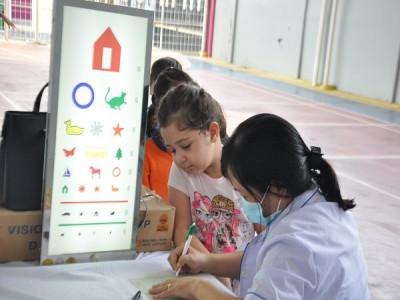 Trường Song ngữ Quốc tế Horizon và mục tiêu đảm bảo sức  khỏe học đường