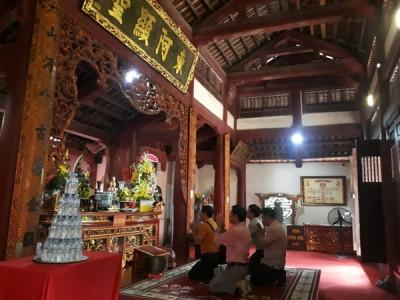 Lễ hội truyền thống đền An Sinh 2019 và hào khí Đông A đánh thắng giặc ngoại xâm của vua tôi Nhà Trần