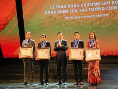 Hà Nội: Vinh danh gần 200 doanh nghiệp tại Đêm Doanh nghiệp 2019