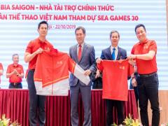 Công bố nhà tài trợ chính thức cho đoàn thể thao Việt Nam tham dự Sea Games 30