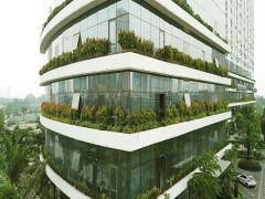 Công trình xanh không chỉ là cây xanh và mặt nước