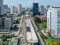 Thông xe đường vành đai 3 trị giá 3.113 tỷ đồng tại Hà Nội
