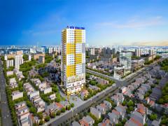 Thêm mới gần 200 căn hộ có giá bán từ 22,7triệu/m2 tại trung tâm quận Hoàng Mai