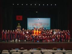 Trường Cao đẳng Kinh tế Đối Ngoại (TP.HCM): Trao bằng tốt nghiệp cho hơn 1.500 tân cử nhân