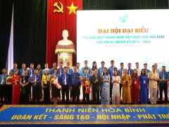 Hòa Bình: Tổ chức thành công Đại hội đại biểu Hội LHTN Việt Nam tỉnh  Hòa Bình lần thứ VI, nhiệm kỳ 2019-2024