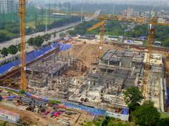 Bài 1: Tại sao dự án Bệnh viện An Sinh lại rầm rộ xây dựng khi chưa được cấp giấy phép?