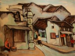 """Triển lãm """"Mỹ thuật Đông Dương và nghệ thuật ứng dụng tại Hà Nội – nửa đầu thế kỷ 20"""" và triển lãm đa phương tiện tranh của danh họa Bùi Xuân Phái"""