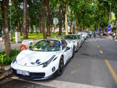 Bộ sưu tập siêu xe Ferrari của đại gia Việt (P2)