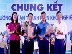 Yên Bái: Chung kết Cuộc thi ý tưởng, dự án thanh niên khởi nghiệp tỉnh Yên Bái lần thứ II, năm 2019