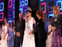Ca sĩ, Người mẫu Bon Nabi (Hoàng Thị Kỳ Duyên) đăng quang Hoa hậu Siêu Hoàn Cầu 2019 tại Dubai