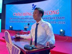 Anh Nguyễn Đức Tiến trúng cử Chủ tịch Hội LHTN Việt Nam thành phố Hà Nội