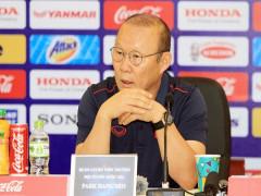 Thầy Park: ĐT Việt Nam không phải chịu nhiều áp lực trước Indonesia