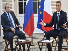 """Làm hòa với Nga, Tổng thống Pháp muốn """"đảo chiều lịch sử""""?"""