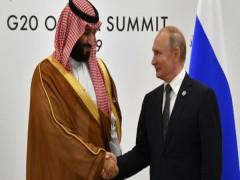 Quan hệ chiến lược Nga-Saudi Arabia và các thỏa thuận hàng tỷ USD