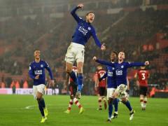 """Southampton 0-9 Leicester City: """"Bầy cáo"""" lập hàng loạt kỷ lục khủng"""