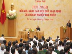 Thủ tướng: Hiện tượng tham nhũng trong doanh nghiệp nhà nước vẫn còn