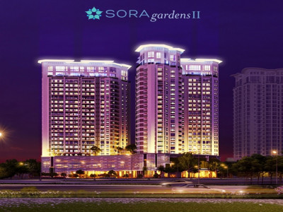 SORA gardens II đón làn sóng di cư ngược đến Bình Dương