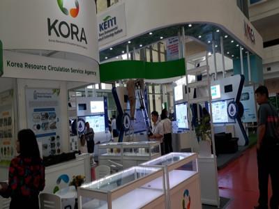 Hội nghị triển lãm Thiết bị và Công nghệ môi trường