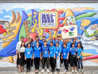 Tuổi trẻ ĐHSP Nghệ thuật TƯ hành động bảo vệ môi trường học đường