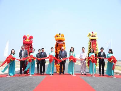 Dow và DEEP C xây dựng thành công đường giao thông từ  phế liệu nhựa, rác thải nhựa đầu tiên tại Việt Nam