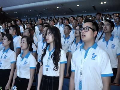Đại hội Đại biểu Hội LHTN Việt Nam thành phố Hà Nội bước vào ngày làm việc thứ nhất