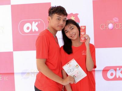 Sinh viên Hà Nội sôi động cùng Hành trình SV - OK