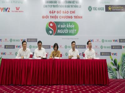 Vì sức khỏe người Việt