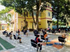 Kỳ lạ cuộc thi đọc sách tại trường Song ngữ Quốc tế Horizon