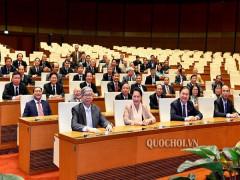 Chủ tịch Quốc hội gặp mặt các trí thức khoa học-công nghệ tiêu biểu
