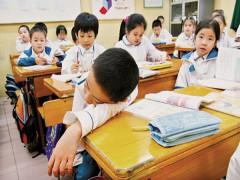Dạy trẻ lớp 2 xác suất thống kê:Đừng biến trẻ thành