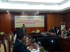 Tập đoàn Rich Group tổ chức Lễ ký kết tài trợ với Văn phòng Ban điều phối đề án tổng thể phát triển thể lực, tầm vóc người Việt Nam giai đoạn 2011 - 2030
