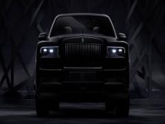 Cullinan Black Badge - Xe Rolls-Royce