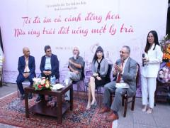 Ra mắt bộ đôi sách về ẩm thực của nhà văn Di Li