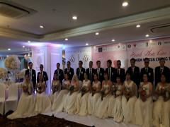 Tổ chức đám cưới tập thể dành cho 21 cặp đôi khiếm thị