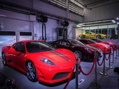 Hơn 50 siêu xe Ferrari của nhà giàu Thái tụ tập tại buổi ra mắt Ferrari F8 Tributo