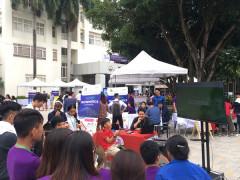 Sôi động không khí Ngày hội Toán học mở Math Open Day 2019