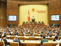 Tuần làm việc thứ 3, Thủ tướng và 4 Bộ trưởng sẽ trả lời chất vấn