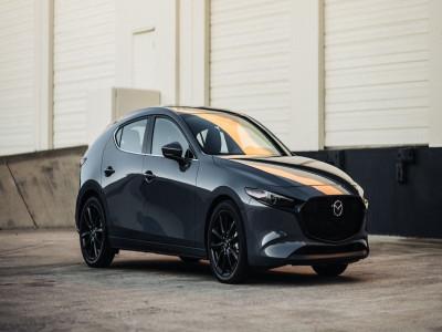 Mazda3 xuất sắc giành giải thưởng