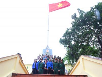 Quảng Ninh: Bổ sung một số hạng mục công trình cột cờ Tổ quốc đảo Trần