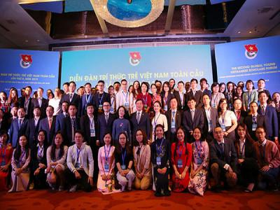 Khai mạc Diễn đàn Trí thức trẻ Việt Nam toàn cầu