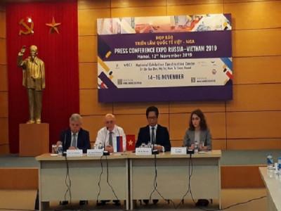 Diễn đàn Xúc tiến Thương mại và Đầu tư Việt – Nga năm 2019