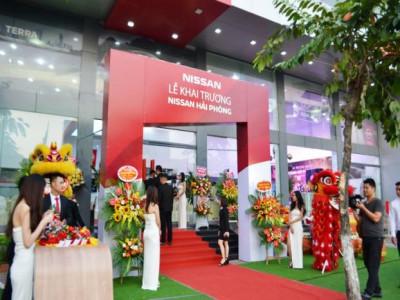 Nissan Việt Nam chính thức khai trương Nissan Hải Phòng  - Đại lý thứ 25 trên toàn quốc