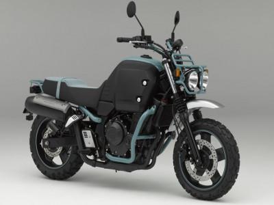 Honda sẽ ra mắt một mẫu Scrambler 500 phân khối cực