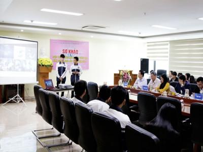 """Sơ khảo cuộc thi """"Ý tưởng khởi nghiệpsáng tạo"""" tỉnh Quảng Ninh năm 2019"""
