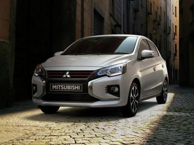 Sedan giá rẻ Mitsubishi Attrage 2020 ra mắt Đông Nam Á với thiết kế mới