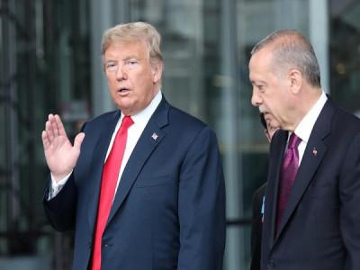 Tổng thống Thổ Nhĩ Kỳ thăm Mỹ: Hàng loạt nút thắt cần được tháo gỡ