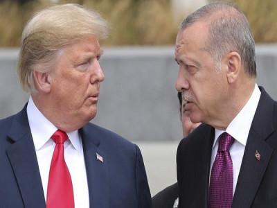 Tổng thống Thổ Nhĩ Kỳ nói Mỹ đã không giữ lời hứa về Syria