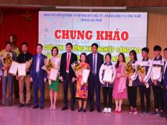 """Chung kết cuộc thi """"Ý tưởng sáng tạo khởi nghiệp"""" tỉnh Quảng Ninh lần thứ II, năm 2019"""