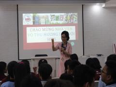 Trường Song ngữ Quốc tế Horizon giao lưu cùng nhà văn trẻ Võ Thu Hương