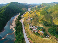 Vẻ đẹp trong ngần của miền biên ải Bình Liêu sau 100 năm thành lập